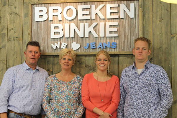 Team Broeken Binkie
