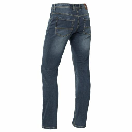 Brams Paris Jason C41 slim fit medium blue