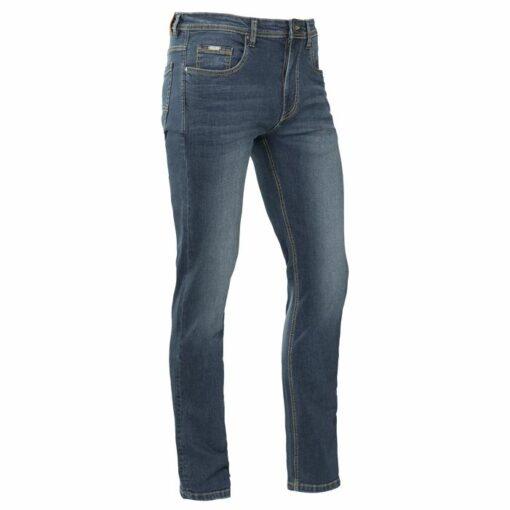 Brams Paris Jason C41 slim fit medium blue(1)