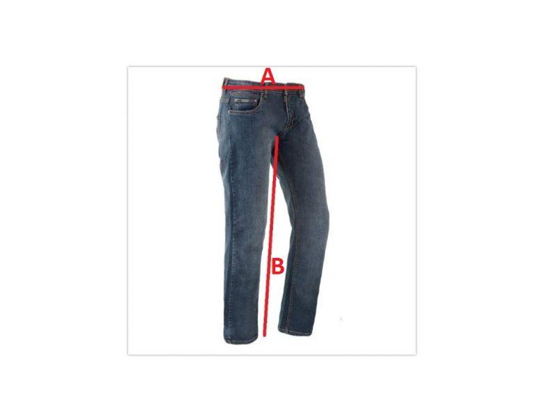 Jeansmaten Brams Paris Daan R12
