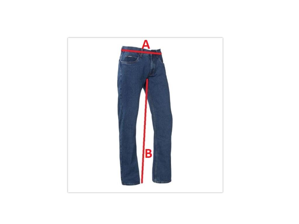 Jeansmaten Brams Paris Dylan A50