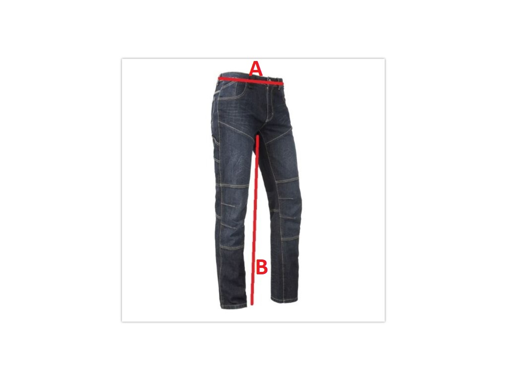 Jeansmaten Brams Paris Mark A82