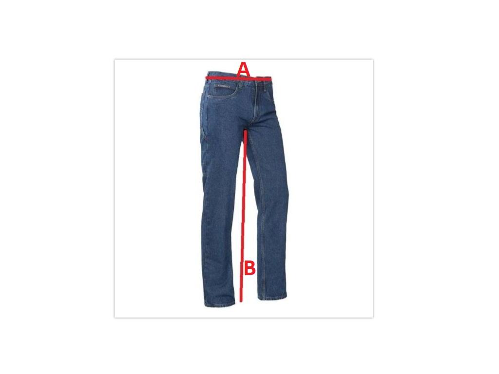 Jeansmaten Brams Paris Mike A50