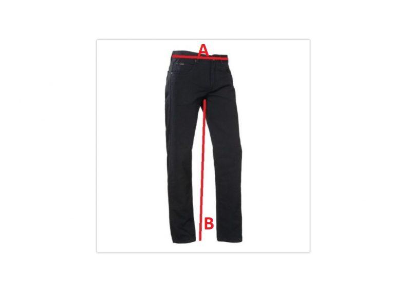 Jeansmaten Brams Paris Tom E50 900 Black