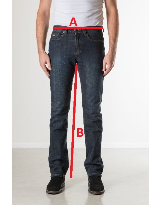 Jeansmaten New Star Jeans Jacksonville Dark Used