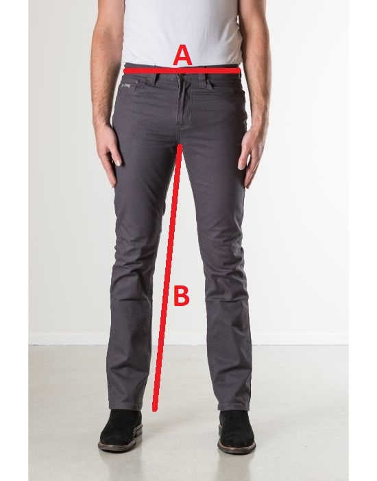 Jeansmaten New Star Jeans Jacksonville Twill Antra