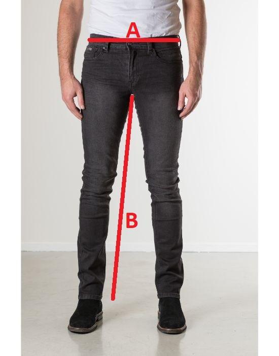Jeansmaten New Star Jeans Jv Slim Black
