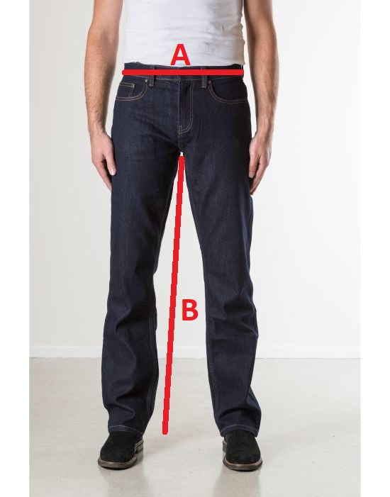 Jeansmaten New Star Jeans Nebraska Dark Wash