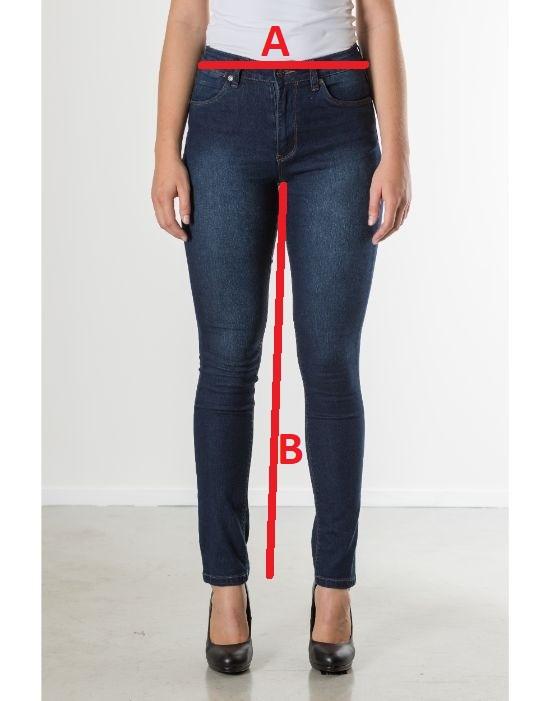 Jeansmaten New Star Jeans New Orleans Dark Used