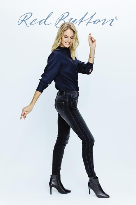 Red Button Jeans Laila Black