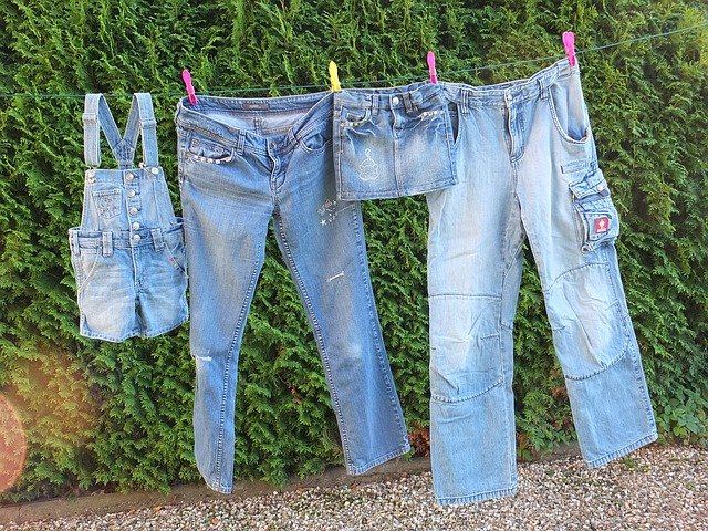 Jeans wassen met azijn