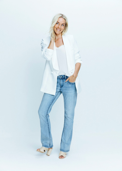 Red Button Jeans Babette Denim & Spray