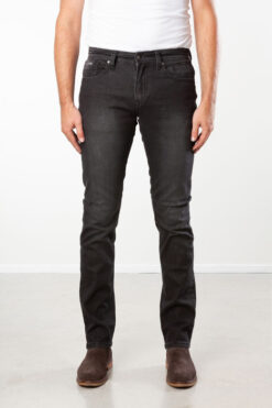 New Star Jeans Jv Slim Black Denim