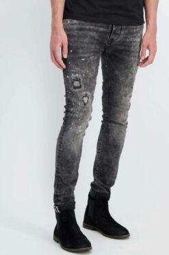Cars Jeans Aron Super Skinny Black Used