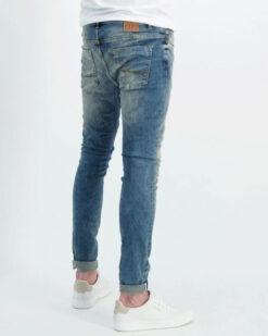 Cars Jeans Aron Super Skinny Stone Used