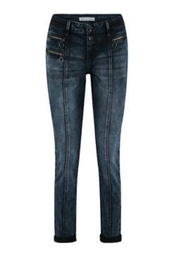 Red Button Jeans Sara Zippers Blue Snowwas