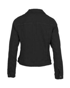 Enjoy jasje sweatstof uni Zwart 923619