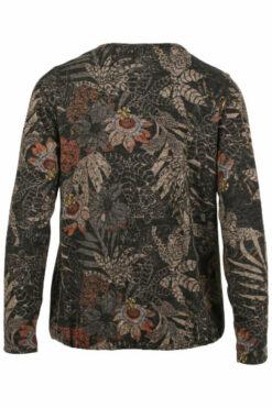 Enjoy sweater ronde hals allover print 183570