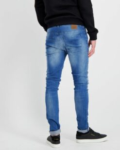 Cars Jeans Dust Super Skinny 70ties Blue