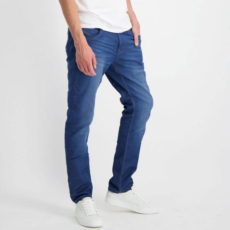 Cars Jeans Henlow Coated Pale Blue