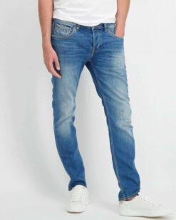 Cars Jeans Stark slim fit Vintage Stone Used