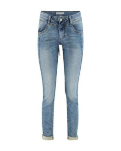 Red Button Jeans Relax Jogdenim Stone Used