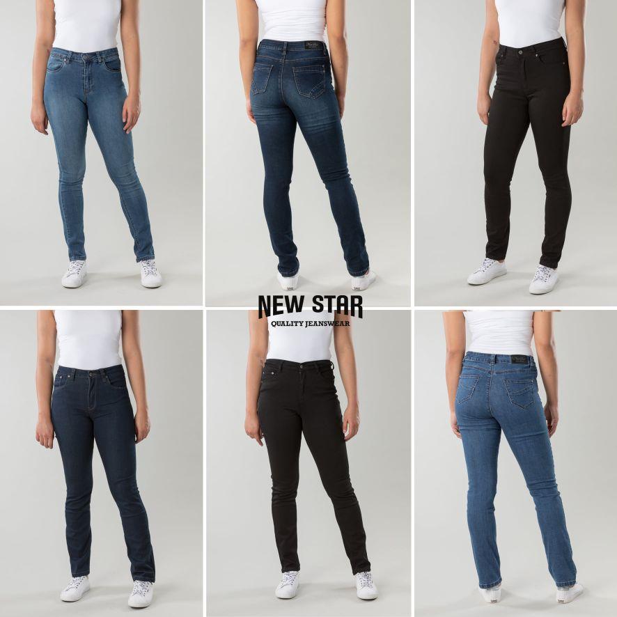 New Star betaalbare Jeans