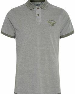 Blend Poloshirt Grey 20712418
