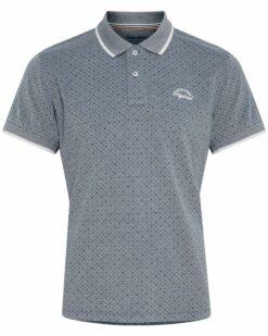 Blend Poloshirt Grey 20712421