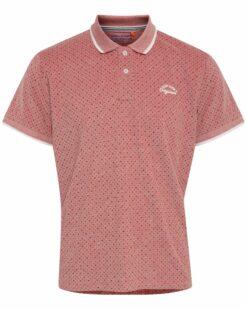 Blend Poloshirt Old Pink 20712421