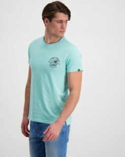 Cars Jeans T-shirt Ontario Turquoise