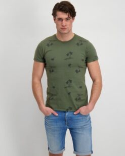 Cars Jeans T-shirt Ruther Army