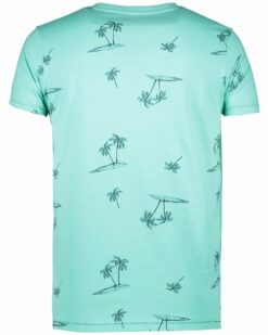 Cars Jeans T-shirt Ruther Turquoise