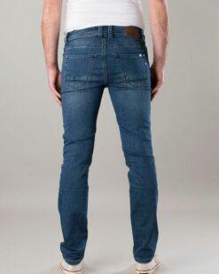 New Star Jeans Jog Denim Vivaro Stone wash