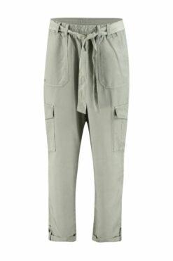 Red Button Jeans Belle Trouser Tencel Pistache