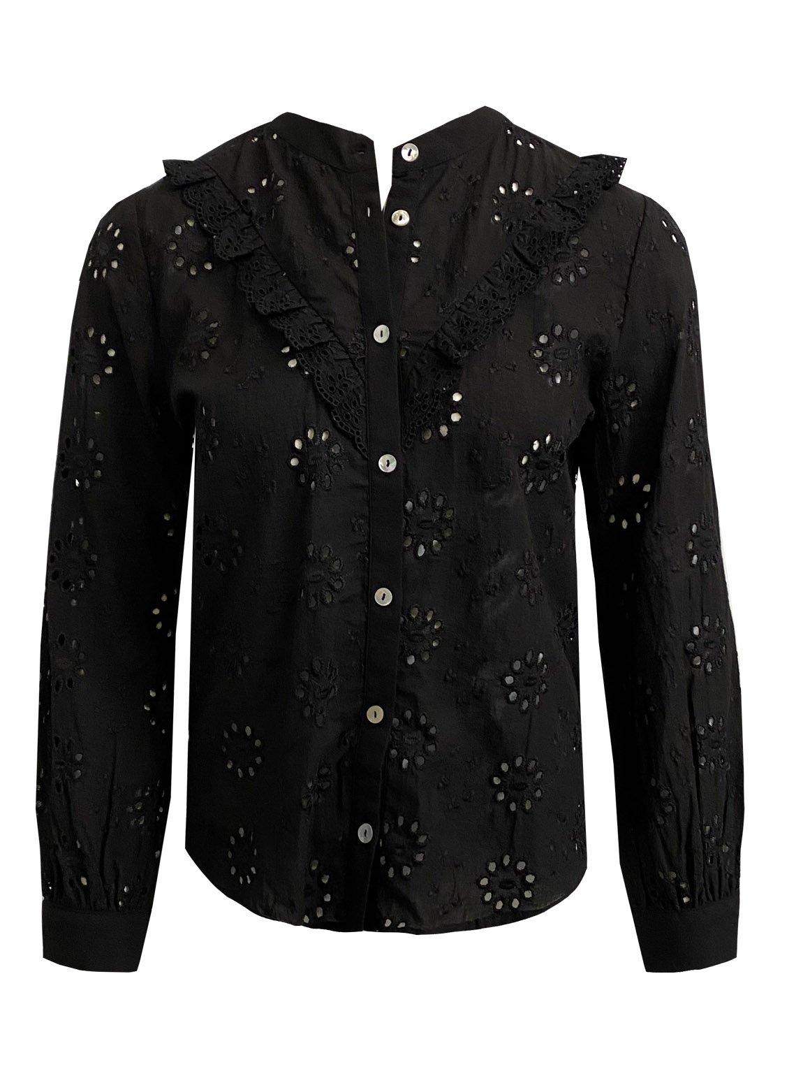 Elvira blouse Chelsey black
